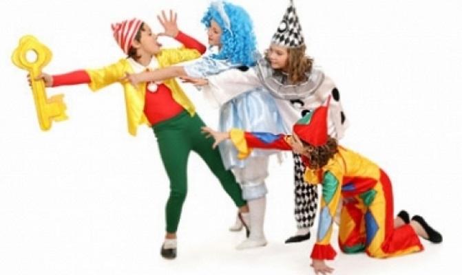 Интерактивный театр «Машин сундучок» для детей от 4-6 лет