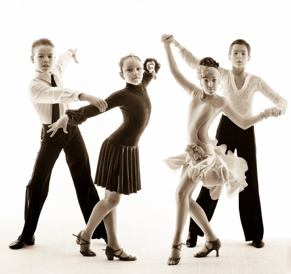 Бальные танцы (от 3-х лет)