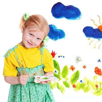 ИЗО студия (живопись, рисунок, композиция) (от 5 лет)
