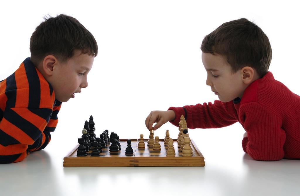Шахматы (от 4-х лет)