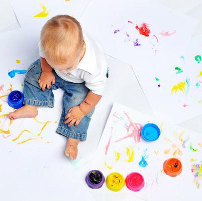 ИЗО «Веселые краски» (от 3-х лет)